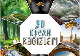 3D foto oboylar