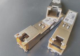 SFP Ethernet-Cisco RJ 45