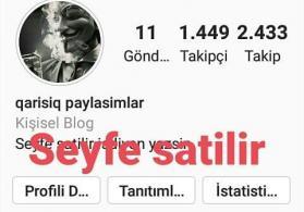 Instagram seyfesi