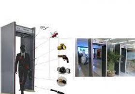 ❖Secuda sec 850 qapi tipli ust arama metal detektoru   ❖