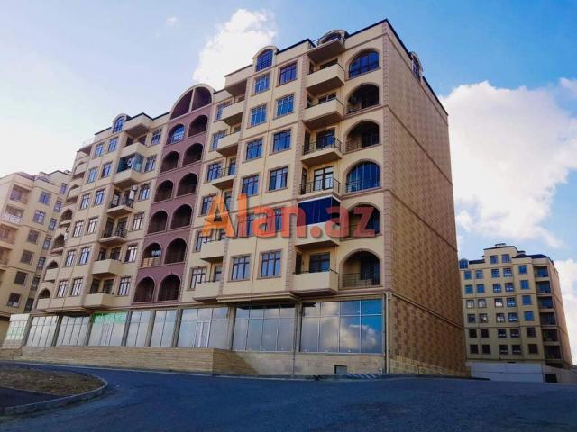 Masazır qəsəbəsi Rahat Nəfəs yaşayış kompleksində 2 otaq 41м² mənzil