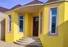 Suraxanı rayonu,Hövsan qəsəbəsində, Buta marketin yaxınlığında 3 otaqlı tam əla təmirli həyət evi