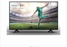 Almaniya Brendi Hisense Smart Tv 140ekran 26% endirimlə Cəmi 765