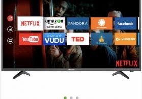 Almaniya Brendi Hisense Smart Tv 125 ekran 26% endirimlə Cəmi 540