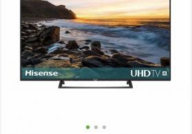 Almaniya Brendi Hisense Smart Tv 165 ekran 26% endirimlə Cəmi 1170