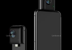 lnsta 360 Nano S Kamera