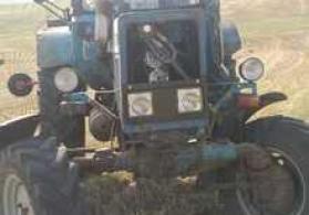 "Traktor ""Belerus"", 1980 il"