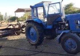 Traktor, 1980 il