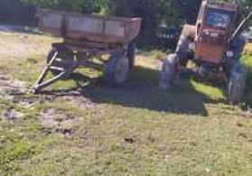 """Traktor """"T40"""" 1980 il"""