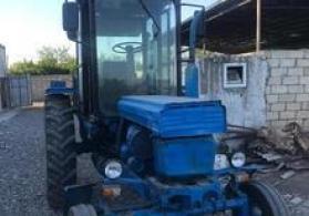 Traktor, 1990 il