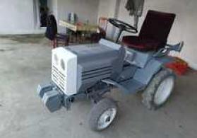 Mini traktor T12 , 2004 il