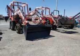 Uralec 224 kovuşlu mini traktor