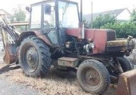 Traktor, 2008 il