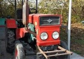 Traktor, 2011 il