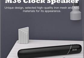 Remax m 36 wireles speaker