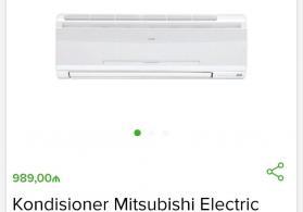 Kondisioner Mitsubishi Elektrik