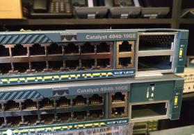 Cisco 4948-10GE