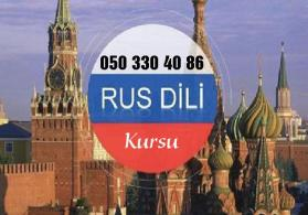 Onlayn Rus dili kursu