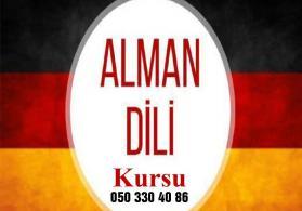 Onlayn Alman dili kursu