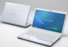 Sony VPCEB4S1R İşlənmiş Noutbuk