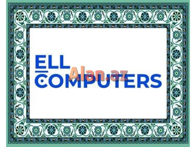 Baki da ofis kompüterlərin Alisi ELL Compuyters
