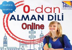 Online alman dili kursu