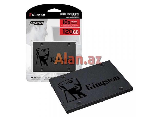 Kingston 120 GB A400 SATA SSD