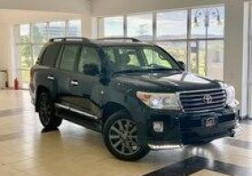 Toyota Land Cruiser, 2011 il