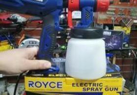 """""""Royce"""" pulverizator"""