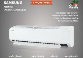 Samsung İnvertor Kondisioner