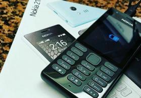 Nokia 216 Orjinall 2 Sim Kart Qeydiyyatli