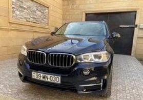 BMW X5, 2014 il maşını
