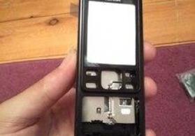 """Nokia 6300"" korpusu"