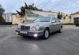 Mercedes E 200, 1997 il