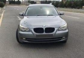 BMW 528, 2008 il avtomobili