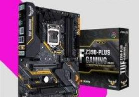 Asus Tuf Z390 -Plus Gaming (Wifi )