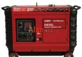 """Generator """"Koop 8500QQ"""""""