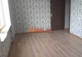 1-otaqlı mənzil, Bakıxanov qəs., 35 m²