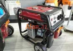 "Generator ""SENCİ SC-4000-II"""