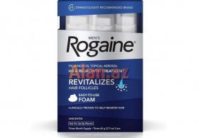 Saç tökülməsini 100% aradan qaldırır!! rogaine mi̇noxi̇di̇l men's foam hair regrowth. yenidir.!.