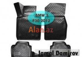 """""""BMW 3 F30 2012"""" ayaqaltıları"""