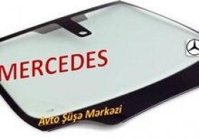 """""""Mercedes"""" avtomobil şüşələri"""