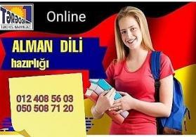 Online alman dili dərsləri