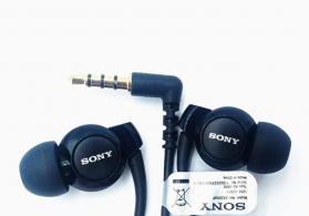 Sony orijinal mikrofonlu etraf ses-küy boğuculu stereo qulaq Yeni