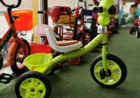 Uşaq velosipedi - Ukrayna istehsalı