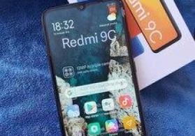 Xiaomi Redmi 9C, 64GB