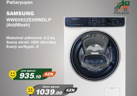 Avtomat Washing Machine Samsung 6 kq