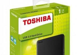 HDD Xarici 1TB Toshiba USB3