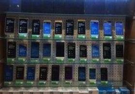 """""""Samsung Galaxy"""" telefonları"""