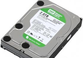 Sert Disk Western Digital 2TB